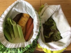 Sac à Salades