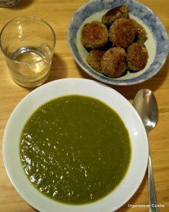 boulettes de viandes & soupe