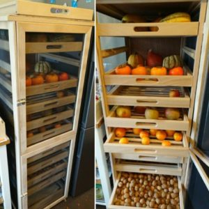 Garde manger alternative au frigo