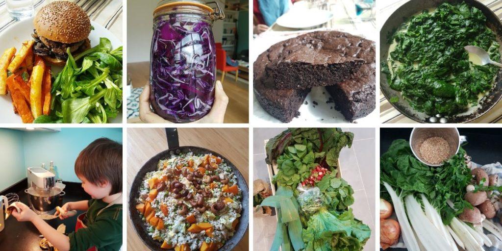 cuisine alimentation confinement